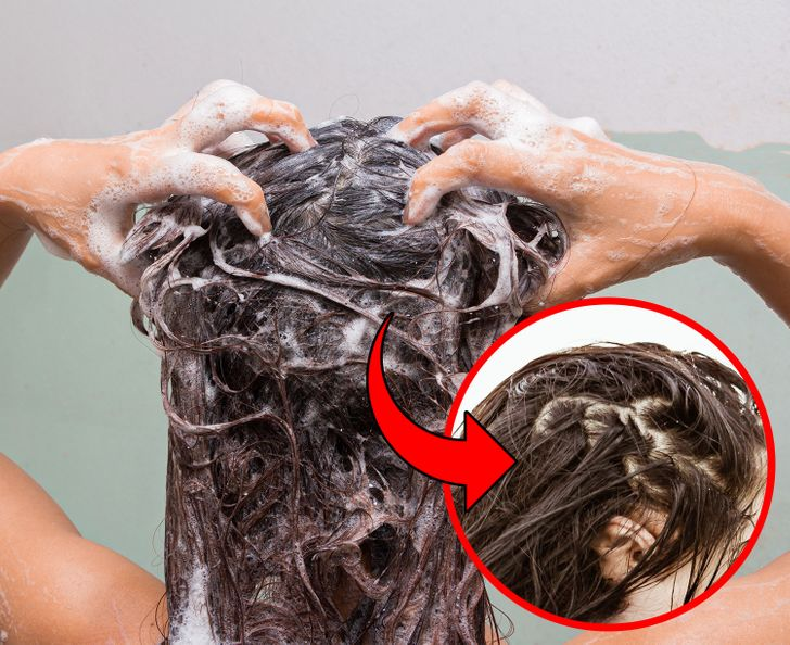 8 عادات خاطئة في غسل الشعر قد لا تنتبهين إليها